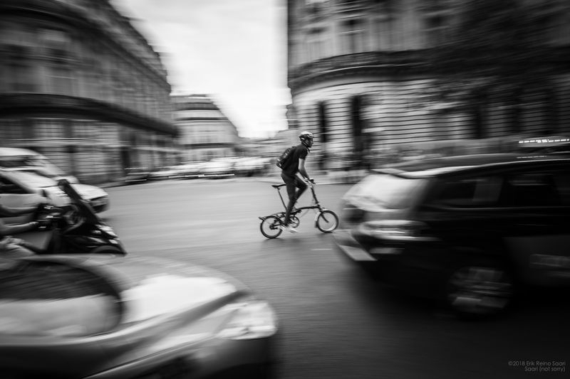 Paris is for 2-wheels