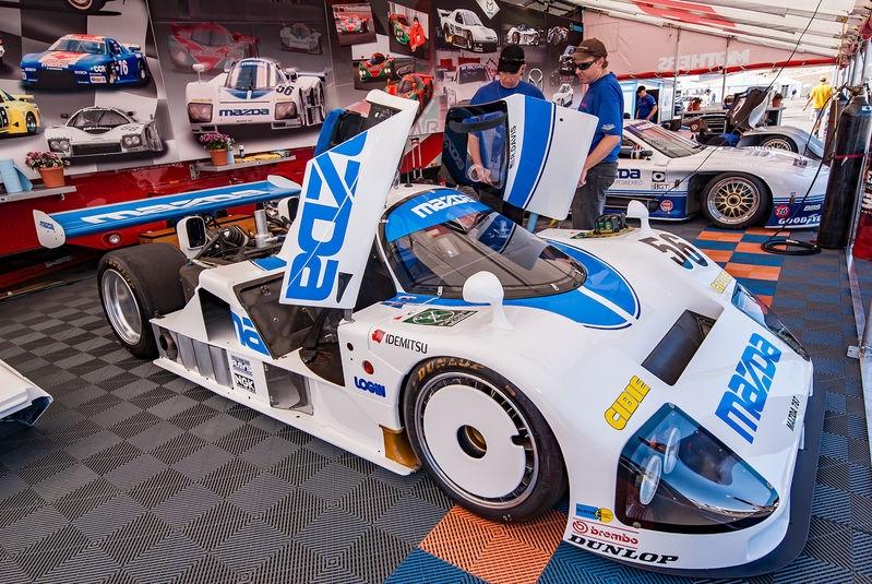 Laguna Seca Raceway, Pre-Reunion Races