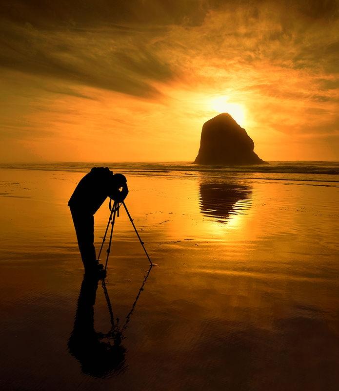 Shooting the Beach #2