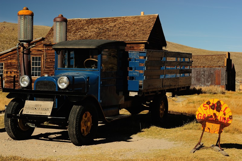 Bodie or Bust