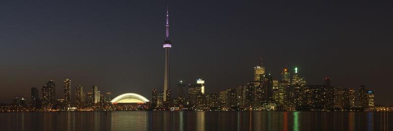 Toronto Skyline - Night