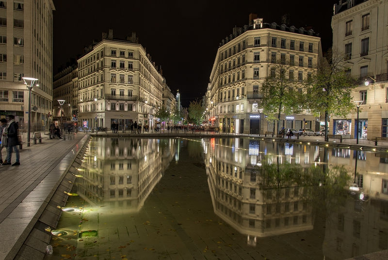 Reflections in Lyon