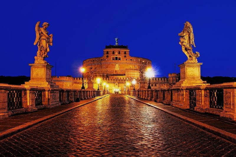 Castel Sant'Angelo....Rome