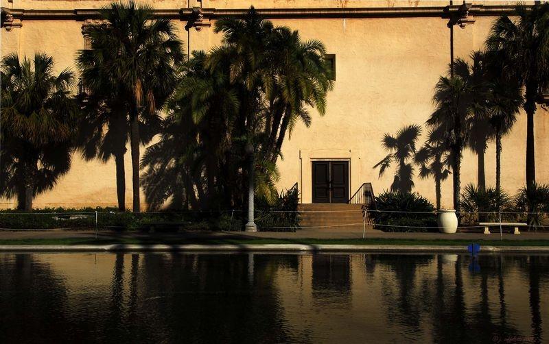 Balboa reflecting pond