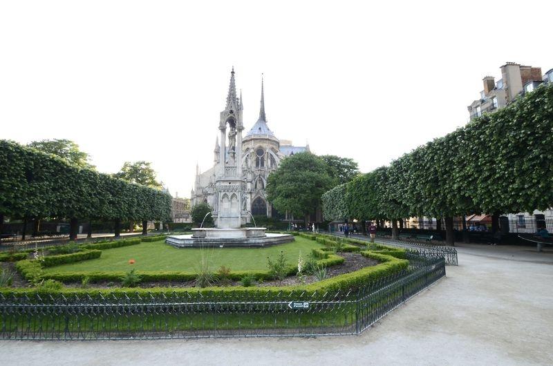 Ille de Notre Dame
