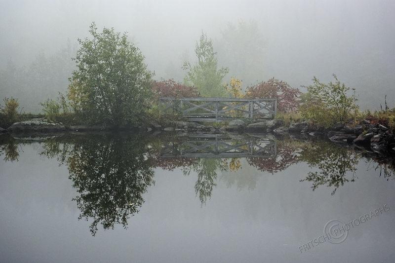 Across The Pond - Fog