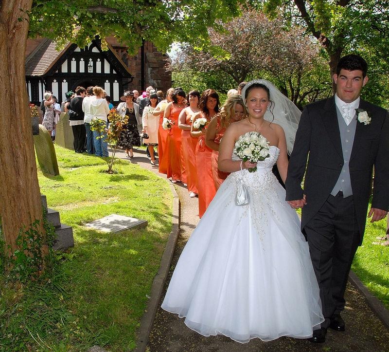 An English Wedding
