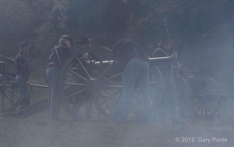 Union Artillery - 1