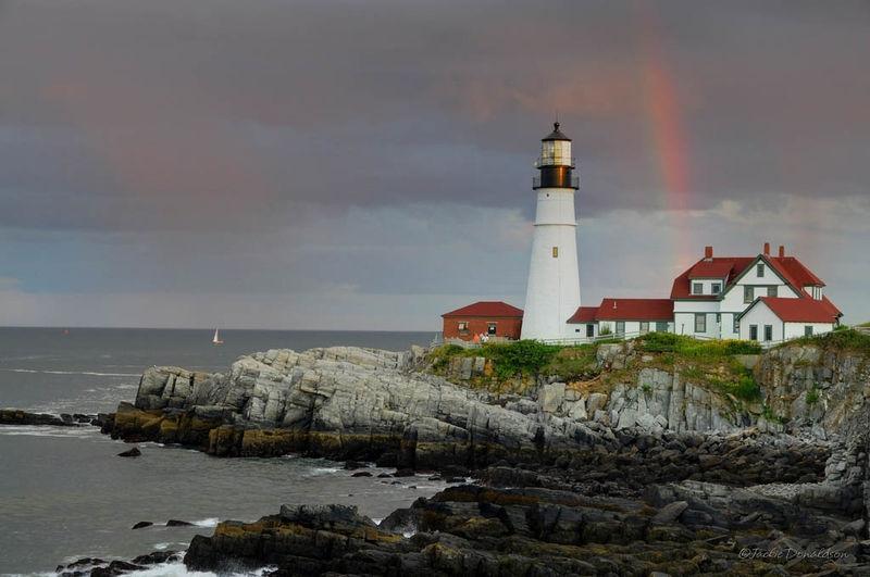 Portland Lighthouse, Maine