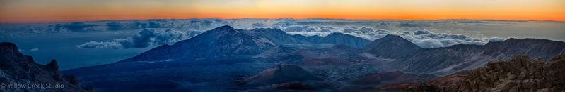Haleakala At Dawn