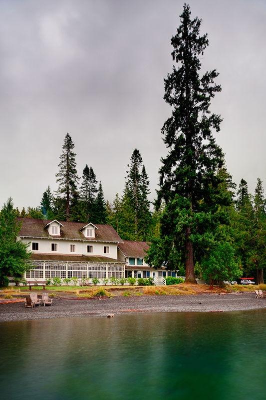 Crescent Lake Lodge, WA