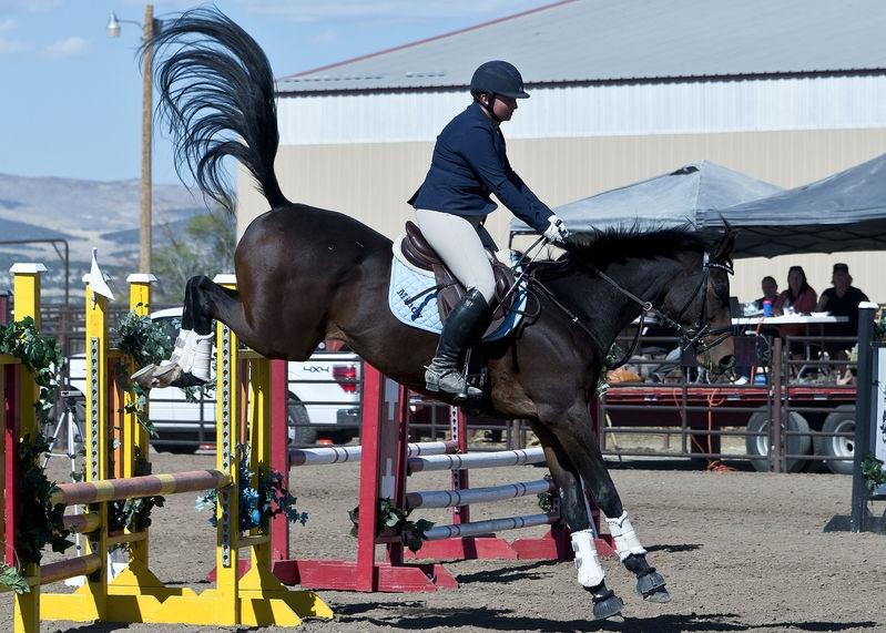 Skyline horse trials