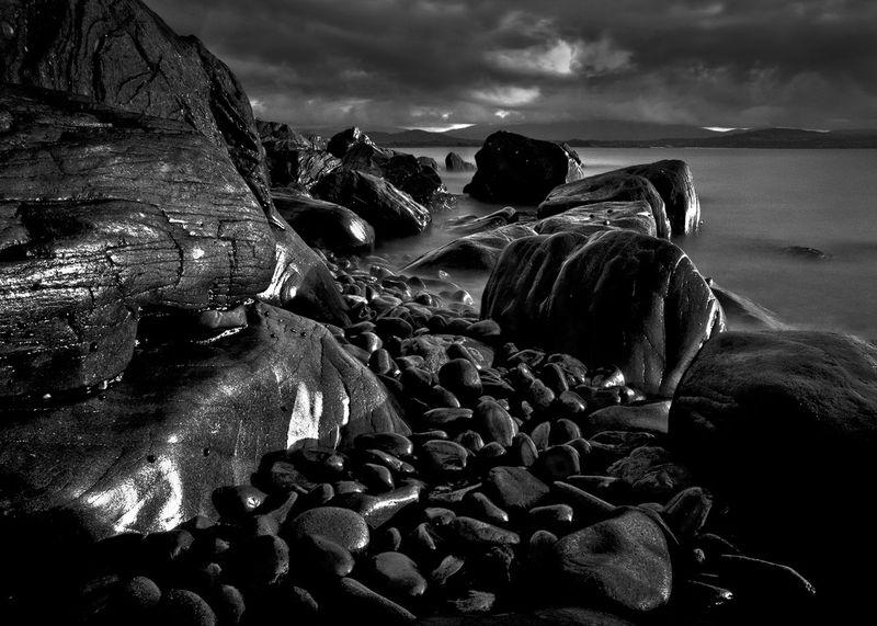 Rocks at Low Head