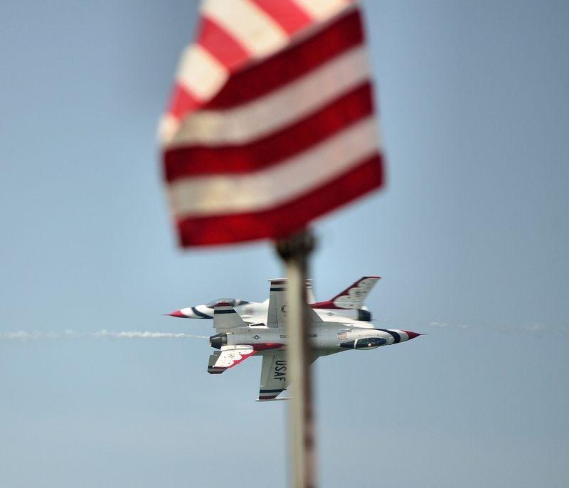 USAF Thunderbird