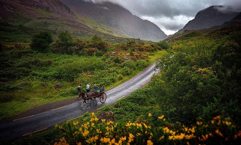 Gap of Dunloe - Ireland