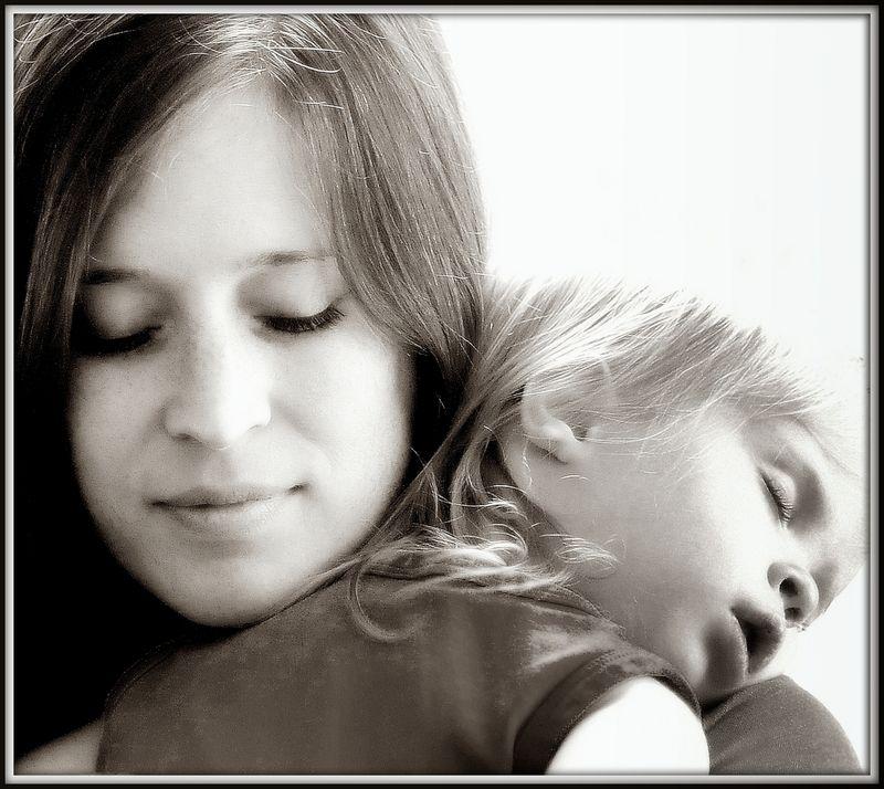 Girl & Child