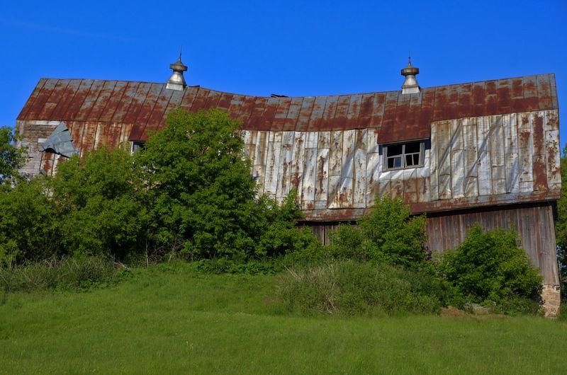 Swayback Barn