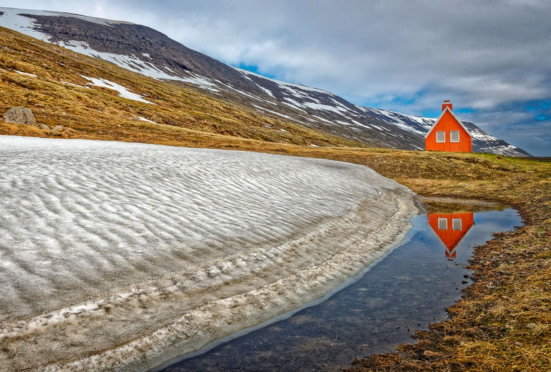 Iceland Rescue Shelter