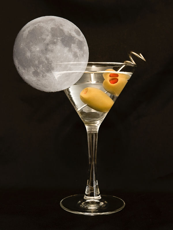 Moon over Martini