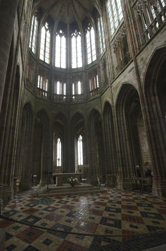Saint Michel,Abbey