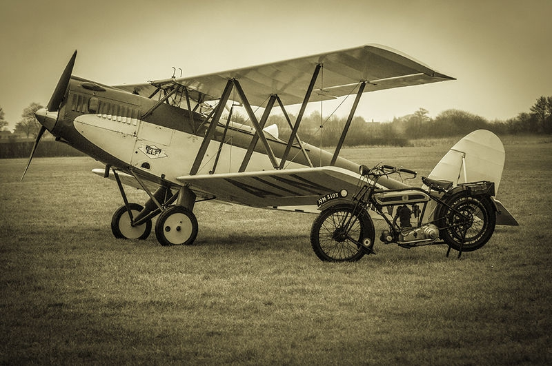 Dawn at Shuttleworth