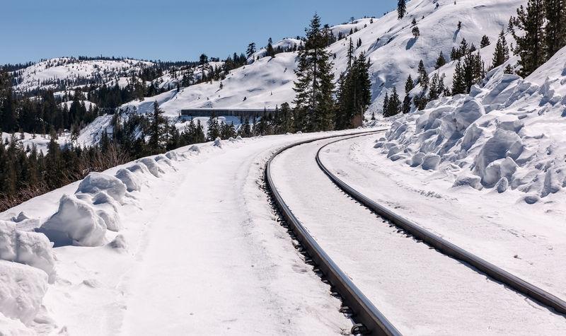 Donner Pass, Yuba Gap