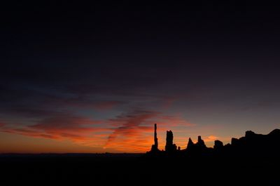 Monument Valley Dawn