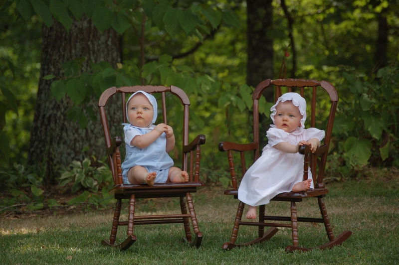 Twins first pictures