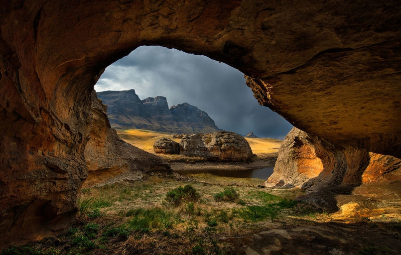 Sehlabathebe National Park In Lesotho