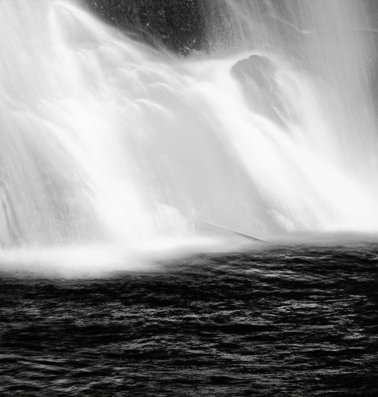 Salmon Creek Lower Falls, Big Sur, CA