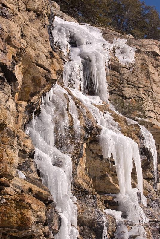 Canyon Ice
