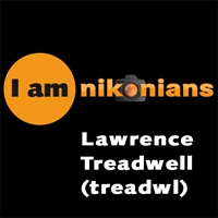 I Am Nikonians – Lawrence Treadwell (treadwl) Interview
