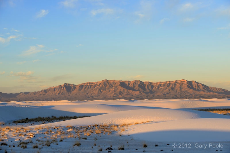 Sunrise at White Sands - Day 2