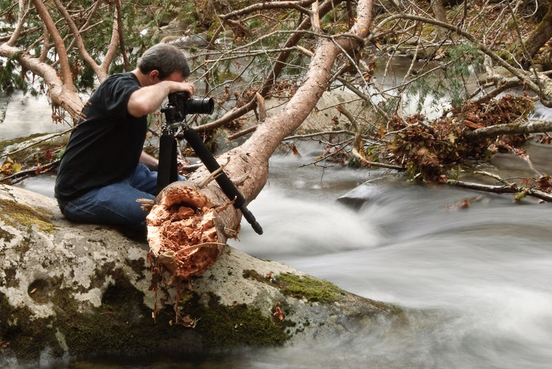 Shooting on the River