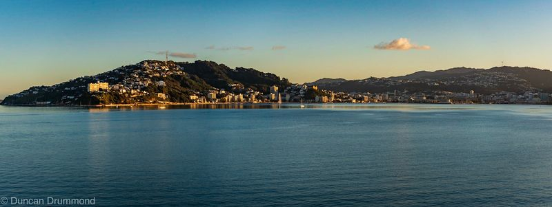 Inner Harbour Wellington