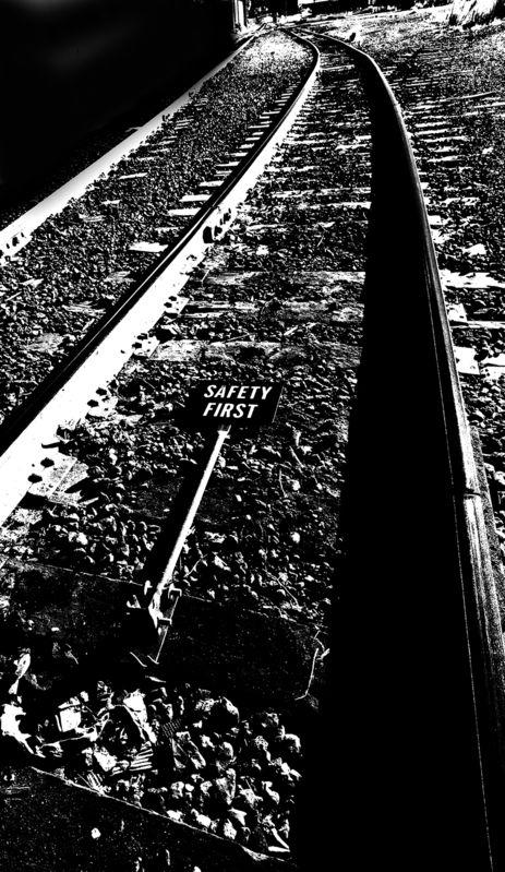 Railroad tracks #3