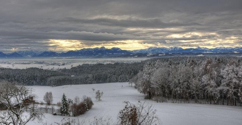 Bavarian Alpes - Wendelstein