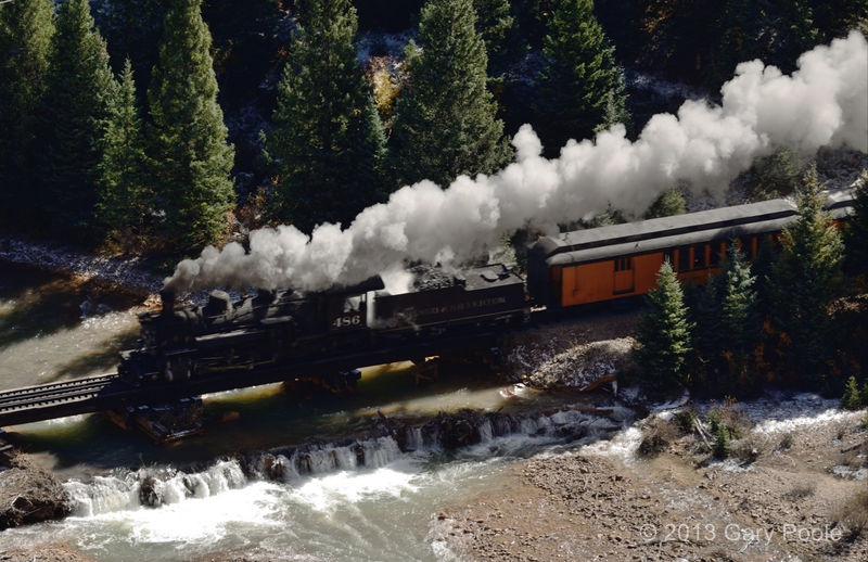 Durango & Silverton RR - 2