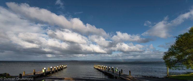 Lake TAUPO boat ramp