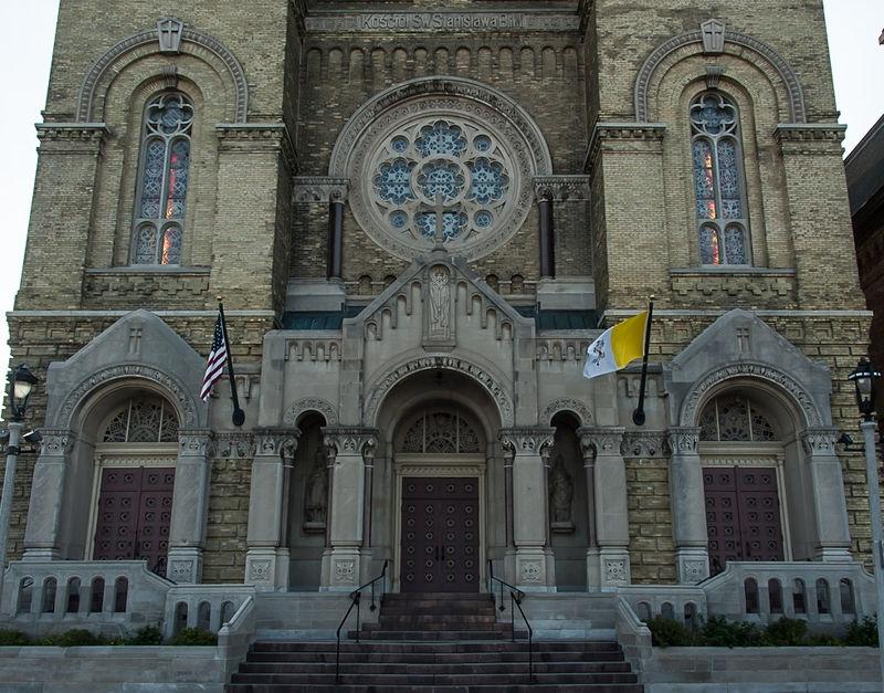 Milwaukee's St. Stanislas Church #3