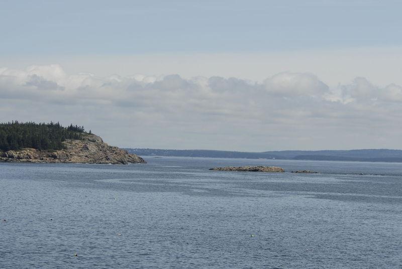 Harbor in Acadia National Park, Maine