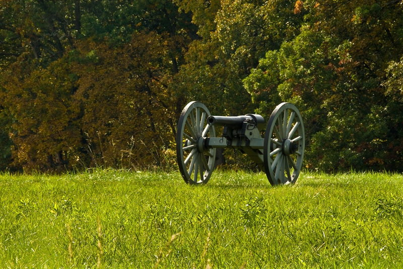 Seminary Ridge Artillery