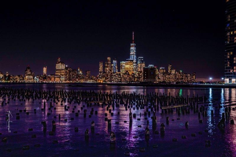 New York City Skyline from Hoboken