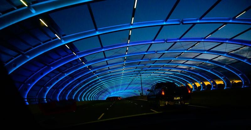 Melbourne Sound Tunnel