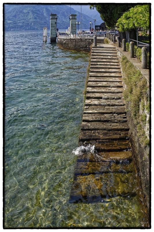 Sea Jetty Steps