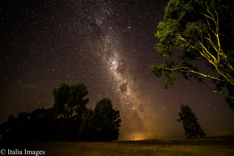 Bundalong Milky Way