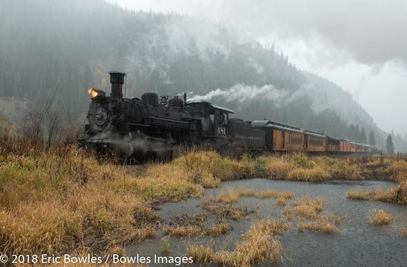 Silverton Durango Railway