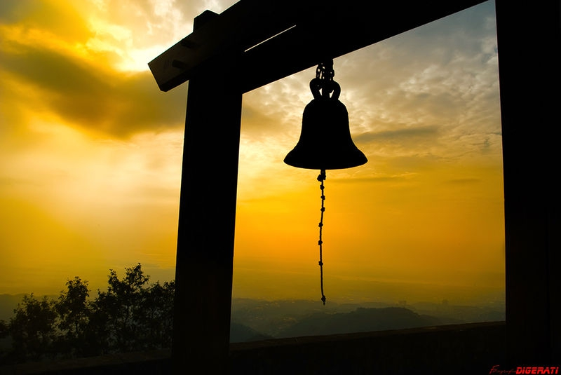 For whom the bell tolls...