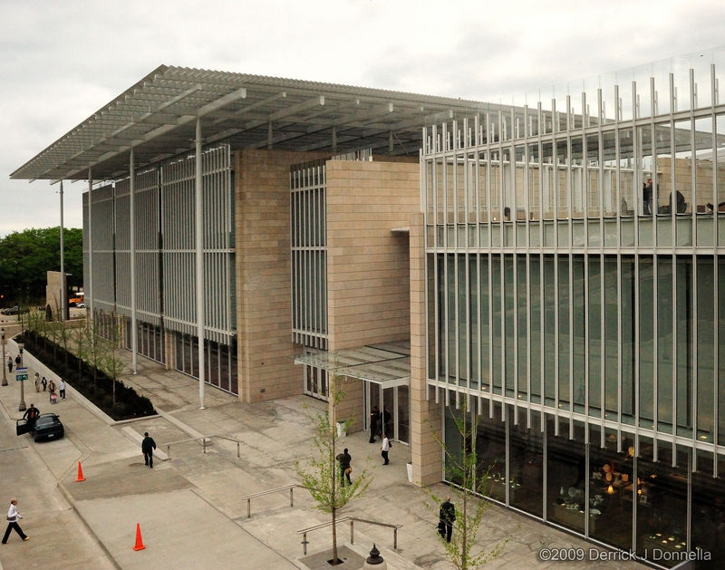 Art Institute of Chicago - Modern Wing