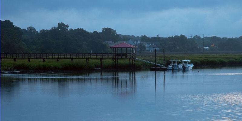 Early morning, Hilton Head Island, S.C.